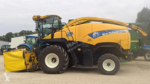 Moisson New Holland FR 9040
