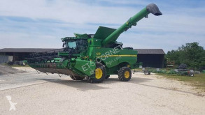 John Deere S670i HM Moissonneuse-batteuse occasion