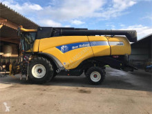 moisson New Holland -