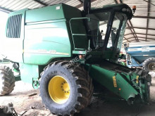 Moissonneuse-batteuse John Deere 9660 WTS HM