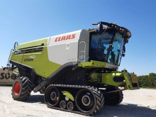 Claas LEXION 760 TT Moissonneuse-batteuse occasion