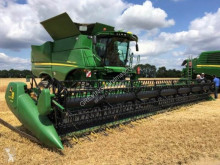 John Deere S 780 Moissonneuse-batteuse occasion