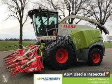moisson Claas Jaguar 940