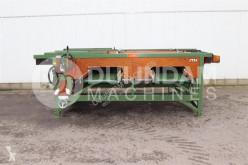 Parafuso, elevador, aspirador a grãos usado