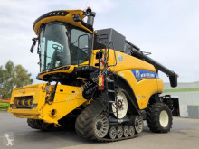 New Holland CR 9.80 Model 2016 Moissonneuse-batteuse occasion