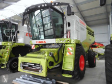 Claas Lexion 760 Century Edition + V750 Moissonneuse-batteuse occasion