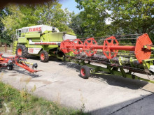 Claas Dominator 208 Mega Moissonneuse-batteuse occasion