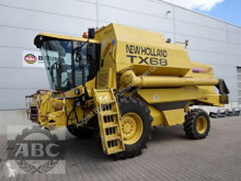 New Holland TX 68 used Combine harvester