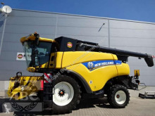 moisson New Holland CR 9080 SCR TECHNOLO