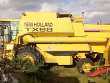 New Holland Mähdrescher