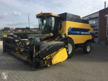 Ceifeira-debulhadora New Holland