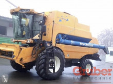 Žatva Kombajn New Holland CSX 7080