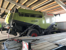 Claas Lexion 770 TerraTrac used Combine harvester
