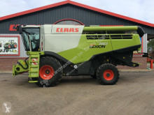 Claas LEXION 740 Moissonneuse-batteuse occasion