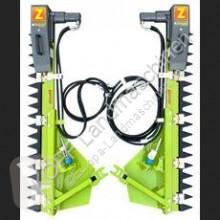 Ziegler Rapstrenner elektrisch für CLAAS Barra di taglio nuova