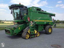 John Deere T670 Raupe Moissonneuse-batteuse occasion