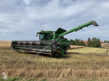 John Deere S 670 i GPS PRO DRIVE used Combine harvester