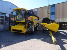 New Holland CX 6090 used Combine harvester
