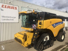 Moissonneuse-batteuse New Holland CR 9090 Raupe Allrad