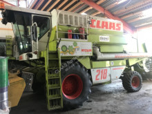 Moissonneuse-batteuse Claas Mega 218