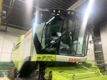 Claas Lexion 670 TT Allrad mit Mercedes Motor Moissonneuse-batteuse occasion