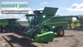 John Deere S690i MY17 Moissonneuse-batteuse occasion
