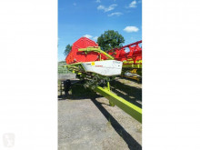 Draper head for combine harvester c 600