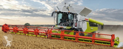 Claas Lexion 8800 TT HP Kanal Allrad Moissonneuse-batteuse occasion