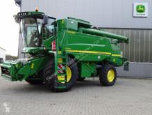 John Deere T660I used Combine harvester