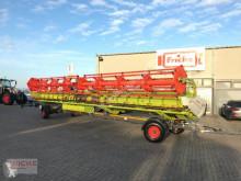 Claas 1230 Vario m. Transoprtwagen Barra de corte usado