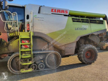 Moissonneuse-batteuse Claas Lexion 750 TT 40 km/H Mercedesmotor