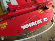 Pöttinger Novacat X8 collect PREIS reduziert Barre de coupe occasion