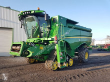 John Deere S690i Moissonneuse-batteuse occasion