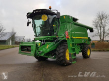 John Deere W540 i Moissonneuse-batteuse occasion