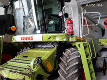 Claas LEXION 570 Moissonneuse-batteuse occasion