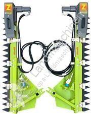 Ziegler Rapstrenner elektrisch für CLAAS Barre de coupe neuf
