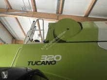 Claas Tucano 320 used Combine harvester