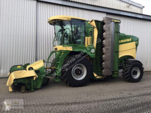 Krone BIG M 450 CV used self-propelled windrower