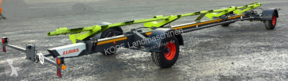 Claas Schneidwerkswagen 9,3-12,3 m 40 km/H Cărucior transport header second-hand