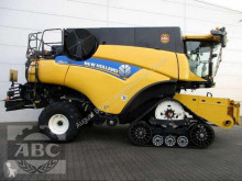 Moisson Cosechadora-trilladora New Holland CR 9090 RAUPE SCR