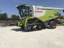 Claas Lexion 750 TT - 40 km/H used Combine harvester