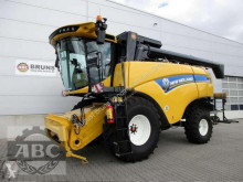 Moisson Cosechadora-trilladora New Holland CX5.90 MY19