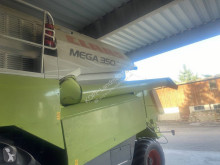 Claas Mega 350 Allrad *Landwirtmaschine* Ceifeira-debulhadora usado