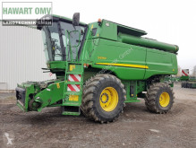 John Deere S690 Moissonneuse-batteuse occasion