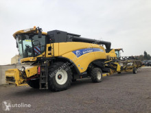 New Holland CX 8070 Ceifeira-debulhadora usado