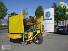 Barre de coupe New Holland Kemper Maisgebiss FI470