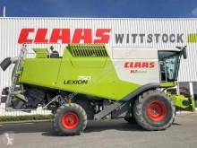 Claas Lexion 750 Moissonneuse-batteuse occasion