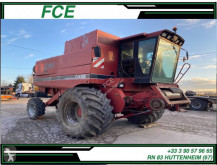 Moissonneuse-batteuse à rotor Case IH AXIAL 1680 *ACCIDENTE*DAMAGED*UNFALL*
