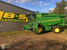 John Deere T560 HM Moissonneuse-batteuse occasion