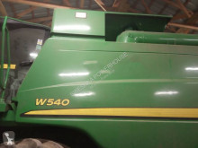John Deere W540 Moissonneuse-batteuse occasion